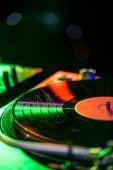 Photo sound mixer and vinyl