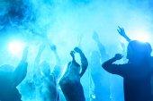 Fotografie people dancing in nightclub