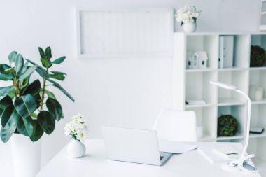 light modern office