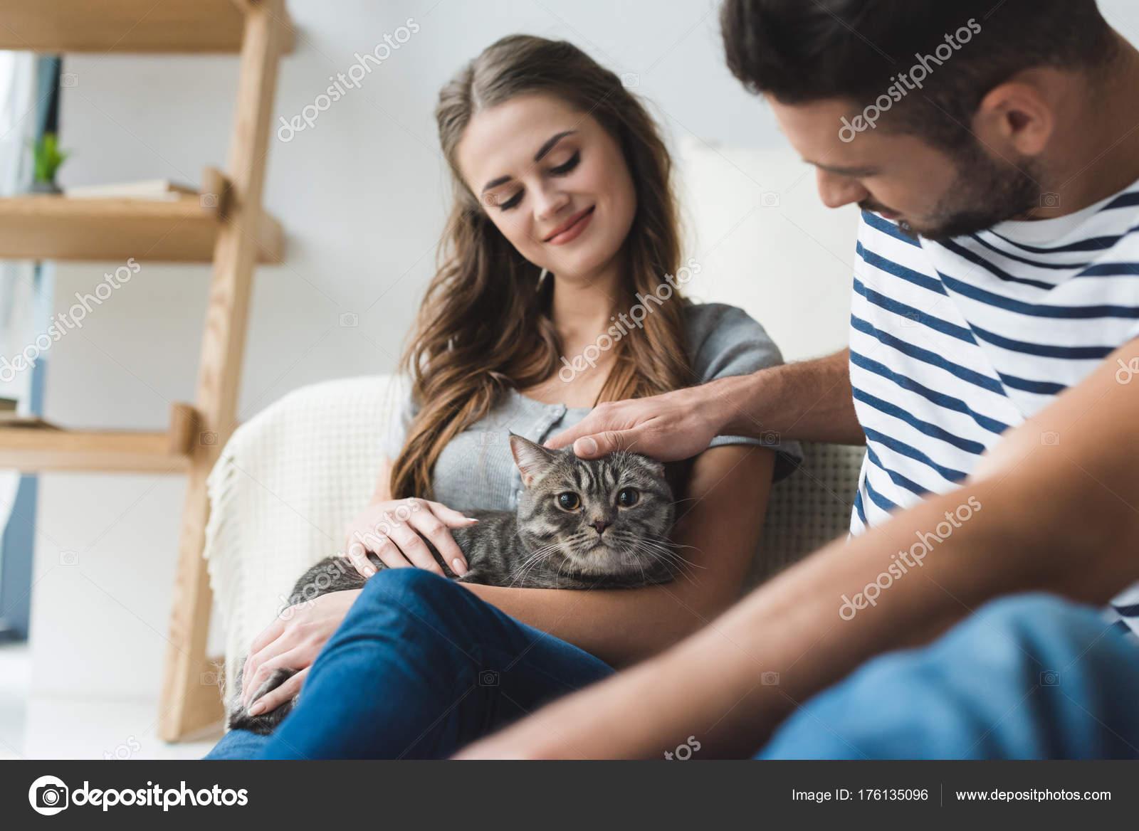 petting bilder
