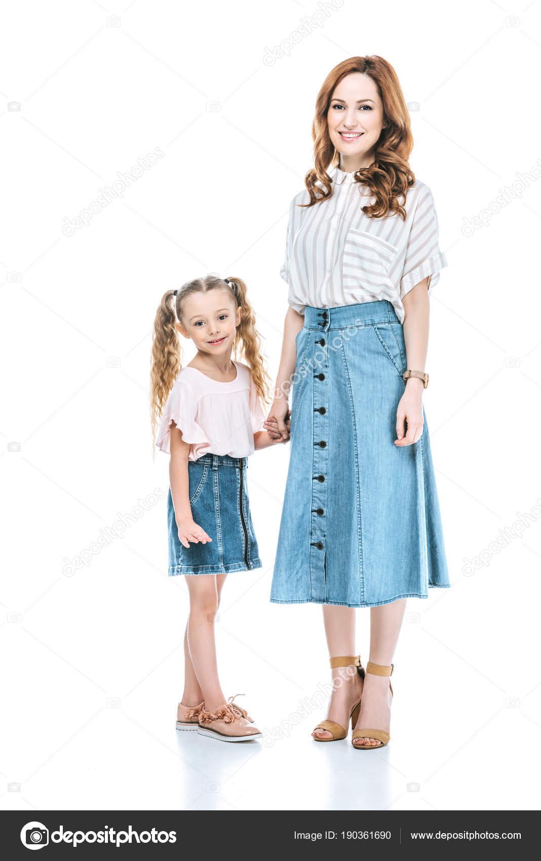 Случайные фотки мама в юбке