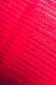 makro snímek zrzavé vlasy natáčka textury