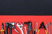 Fotografie různé reparement nástroje
