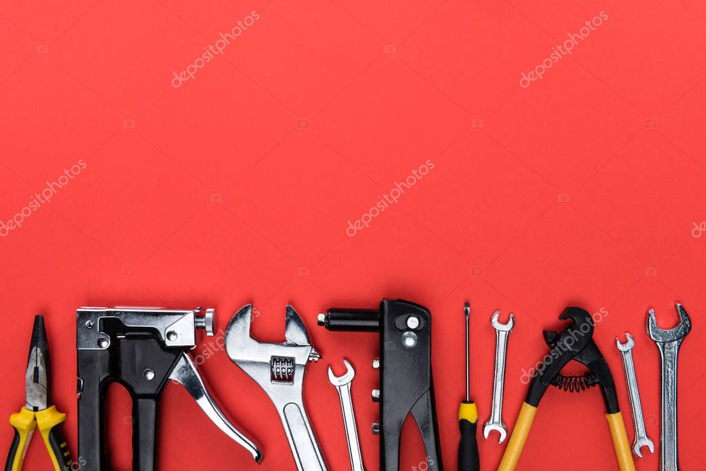 different reparement tools