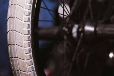 bmx bicycle wheel