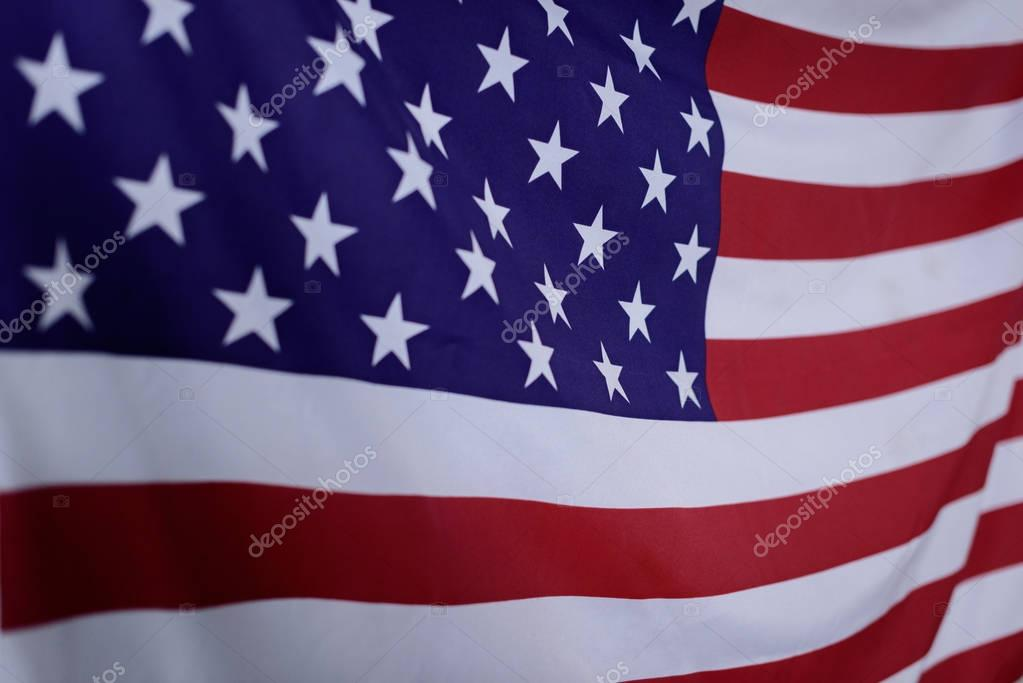 usa flag, america's independence day concept