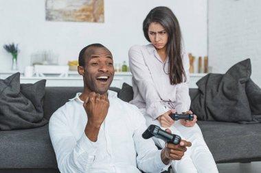 winning video game