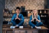 Fotografie meditace