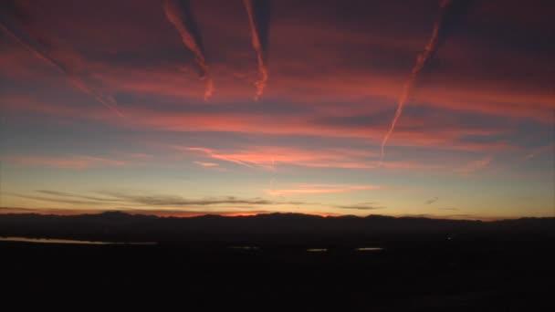 Duha barevné nebe