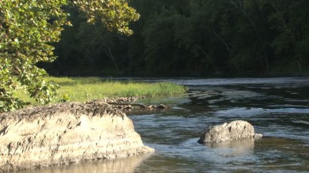 River prostřednictvím Appalačské pohoří