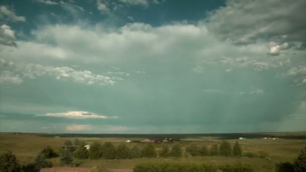 timelapse of beautiful countryside views