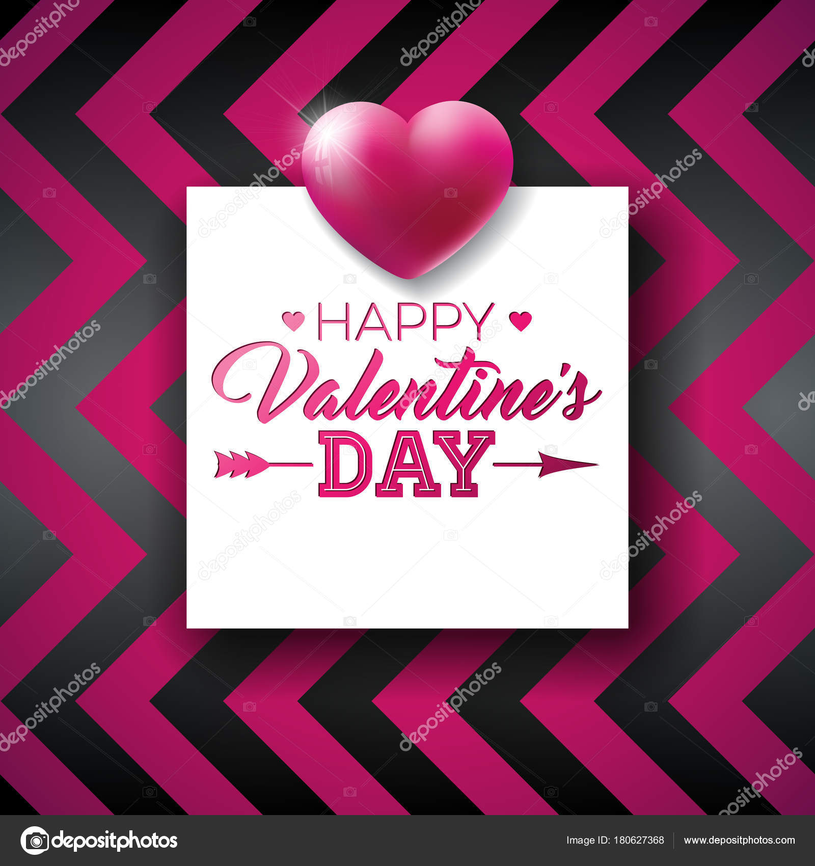 Happy valentines day design with shiny heart and typography letter happy valentines day design with shiny heart and typography letter on red background pattern premium stopboris Image collections