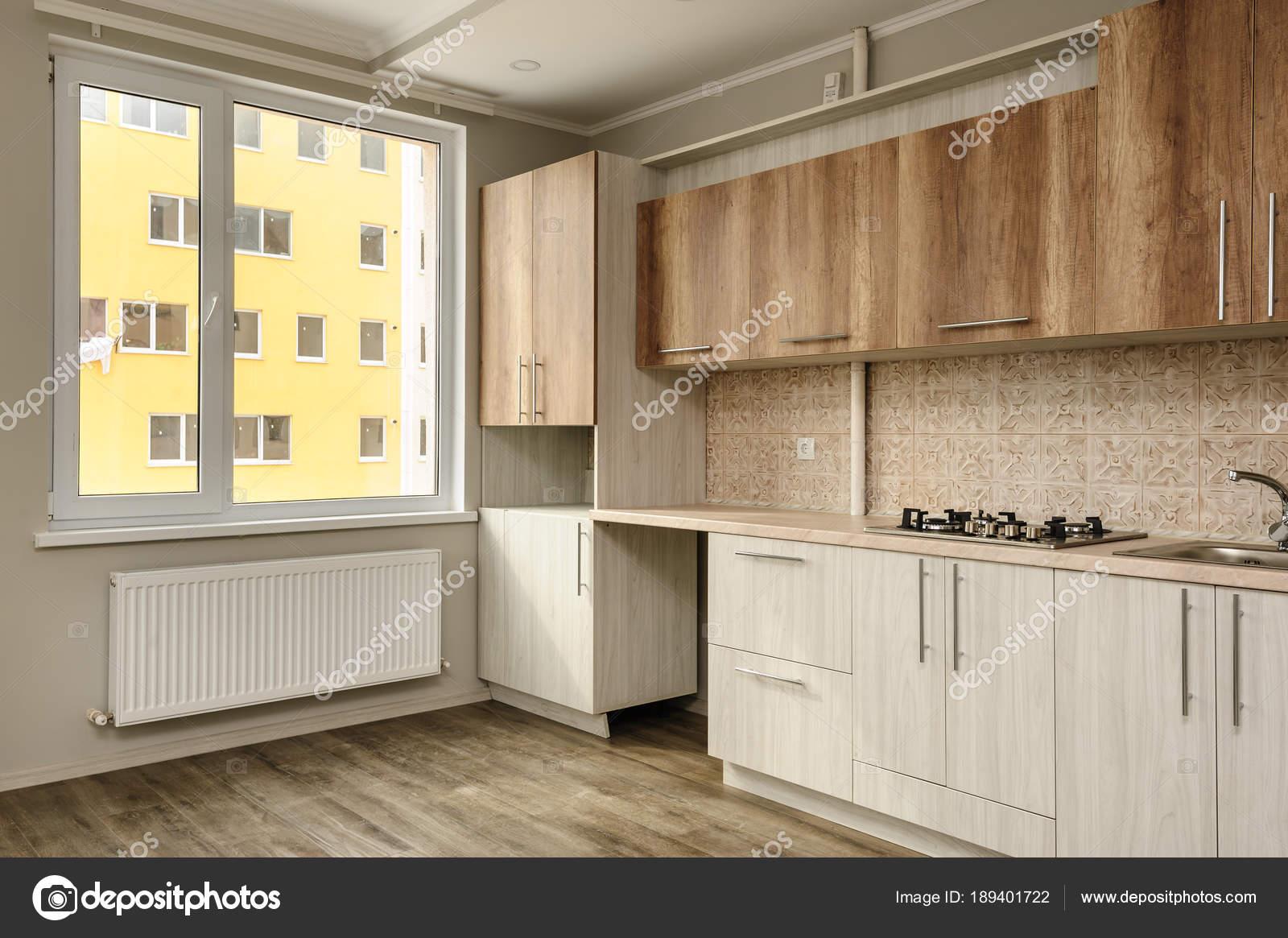 Erstaunlich Küche Beige Beste Wahl Brandneue Unvollendet Und Doch Modern Küche, Minimalistische