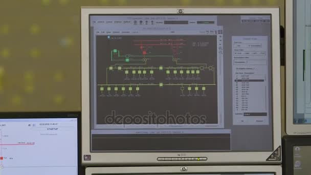 power station monitoring, Latvia