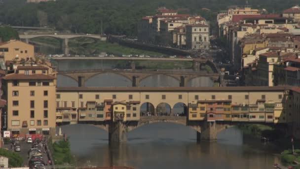 Ancient Ponte Vecchio