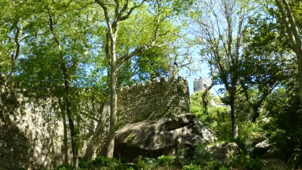 Ancient Castle of the Moors