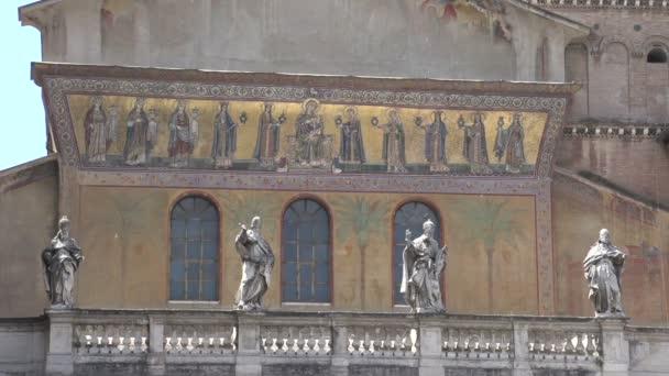 Santa Maria v Trastevere Řím