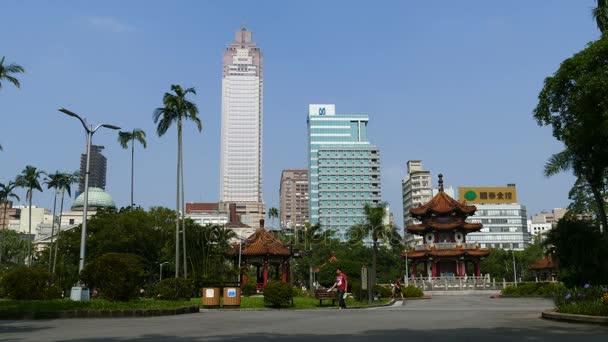 Taipei ulice život