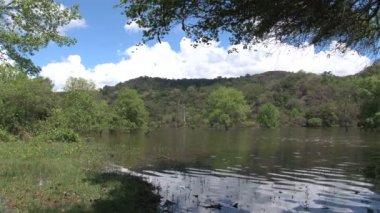 Sri Lanka, landscape pan-shot