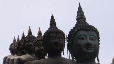 Buddha Statues, Sri Lanka