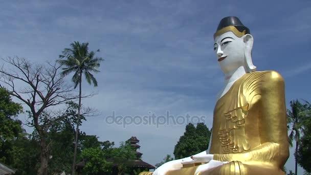 Velká socha Buddhy v Pagoda