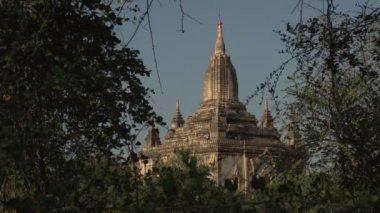 Pagoda in Bagan, Myanmar