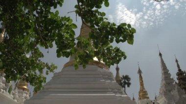 Ancient Shwedagon Pagoda