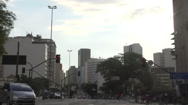 Sao Paulo, skyline panorama