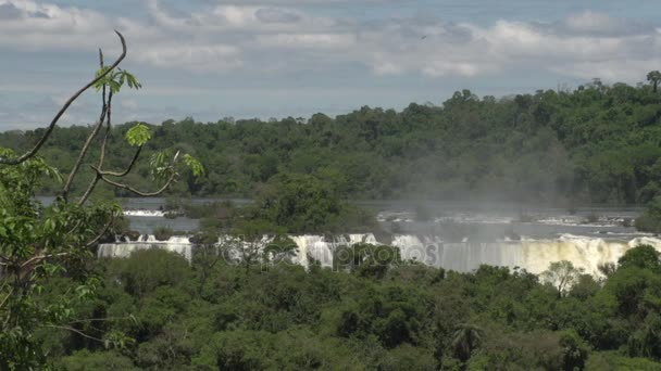 Waterfalls Iguazu Brazil Argentina