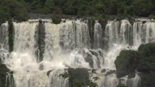Vodopády Iguazu Brazílie Argentina