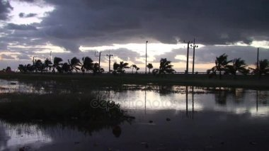 Amazing sunrise in Cuba