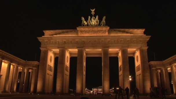 Brandenburger Tor, berühmtes Wahrzeichen Berlins