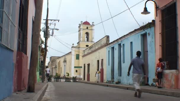 Street view of Camaguey city