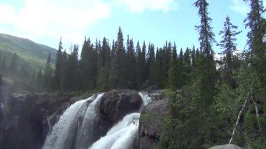 Amazing Hemsedal, waterfall.