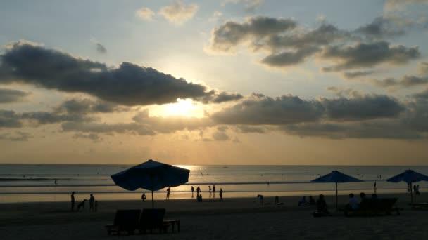 Sea beach panorama