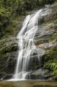 Rio de Janeiro Wasserfall im Tijuca-Wald