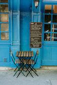 Skvělá Francouzská Kavárna v Paříži
