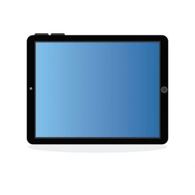 Digital Tablet in vector