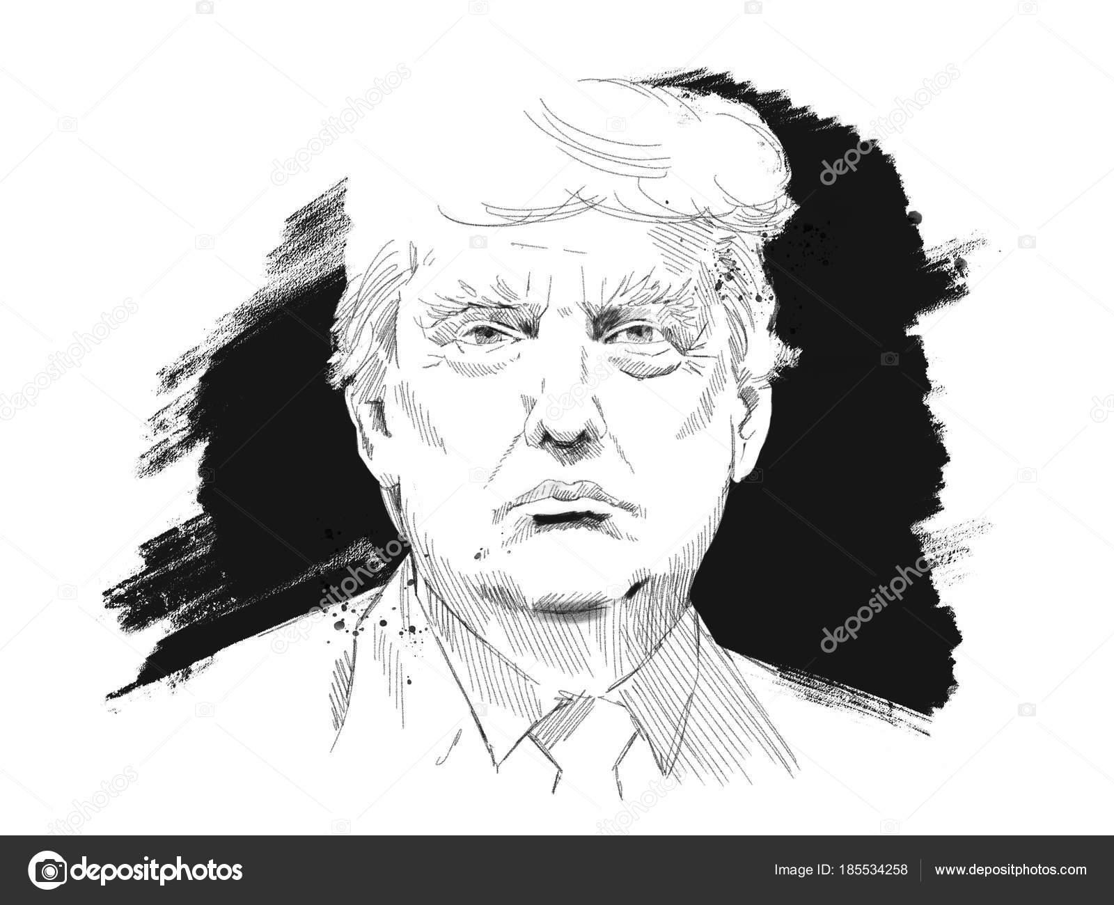 Donald Trump Stock Editorial Photo C Tpyxa 185534258