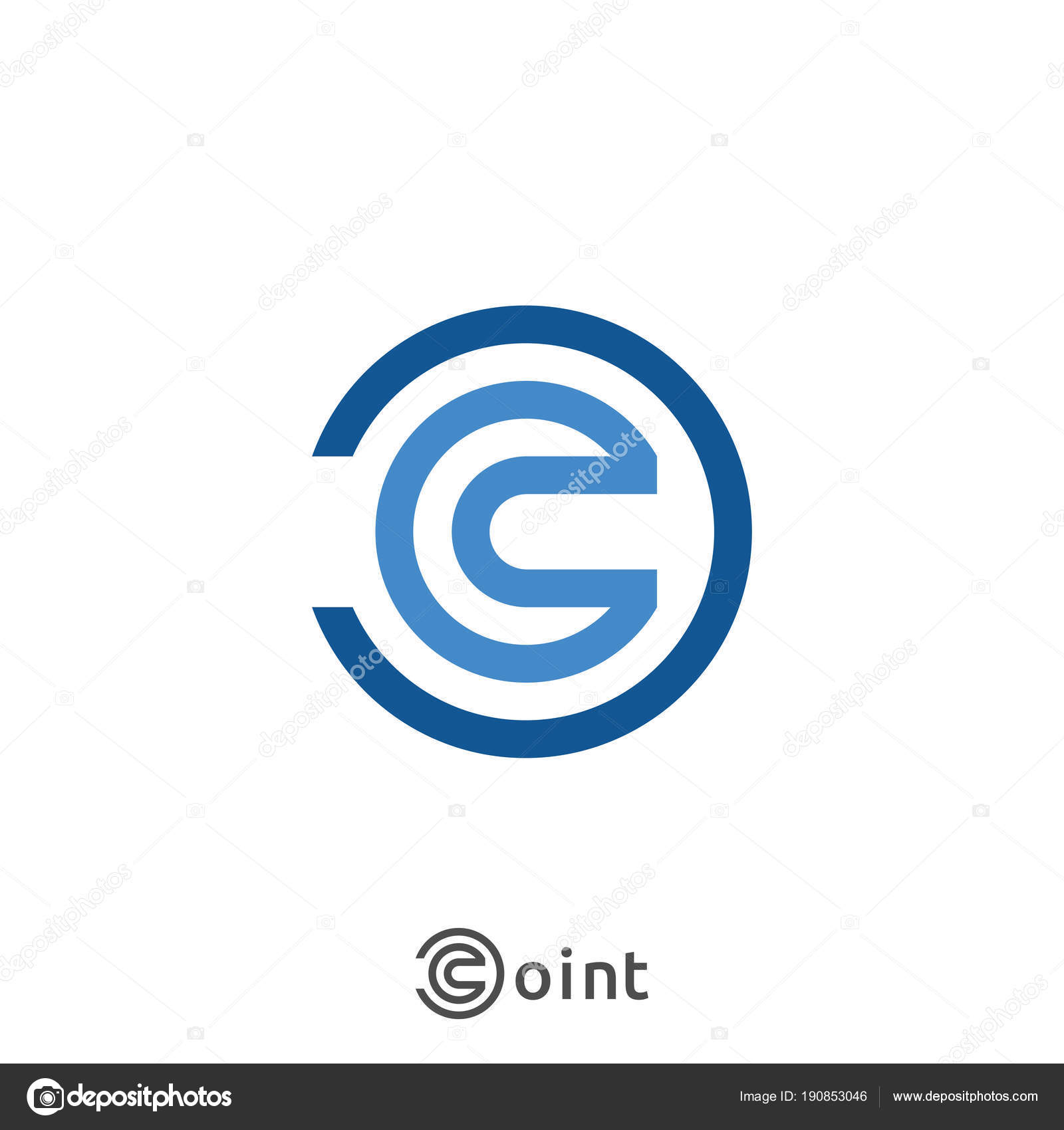Letter c logo icon abstract alphabet sign design for business letter c logo icon abstract alphabet sign design for business company vector illustration biocorpaavc Images