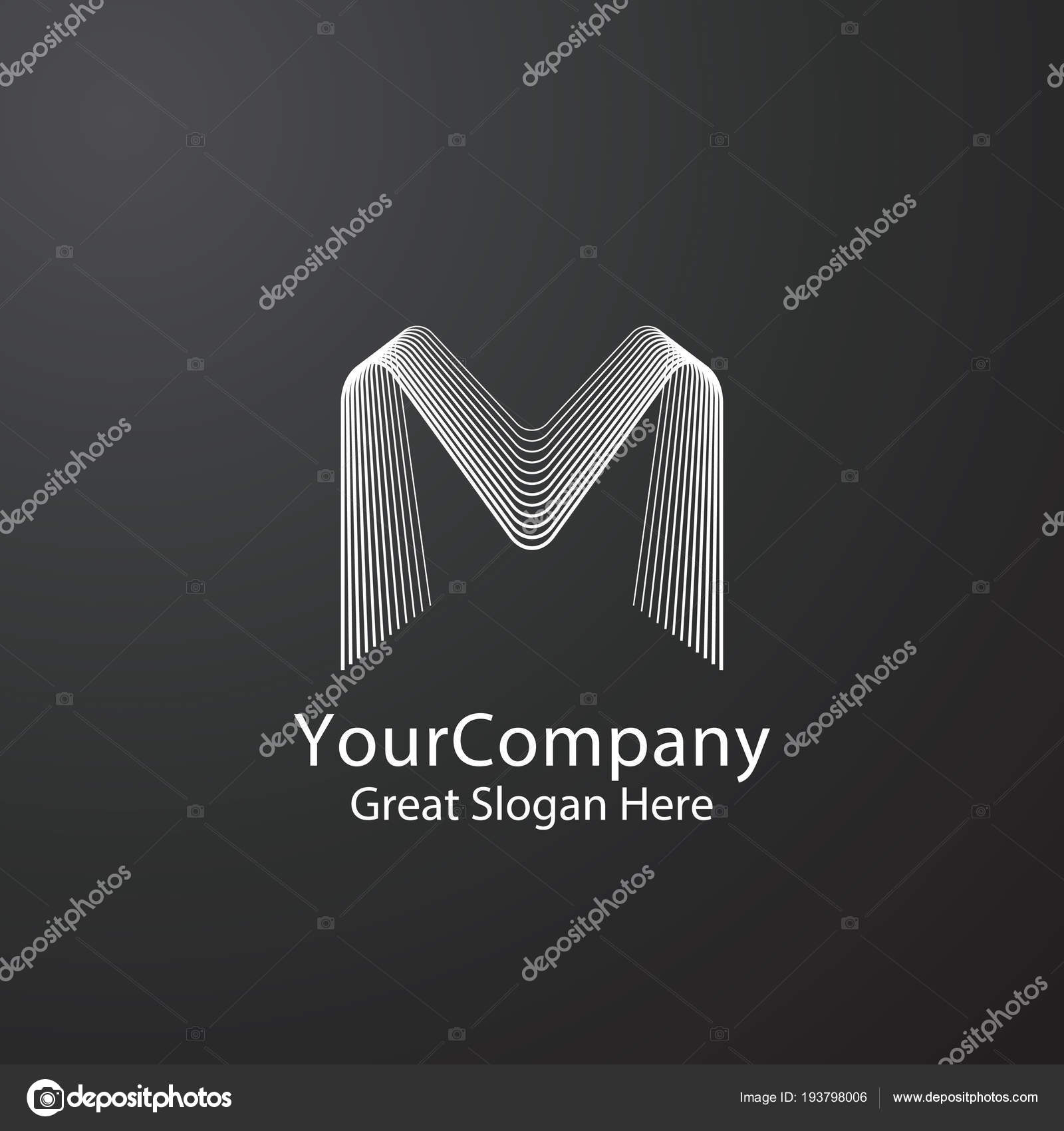 Letter m logo design for fashion brand initial wedding invitation letter m logo design for fashion brand initial wedding invitation business finance linear creative monochrome monogram outline symbol vector stopboris Image collections