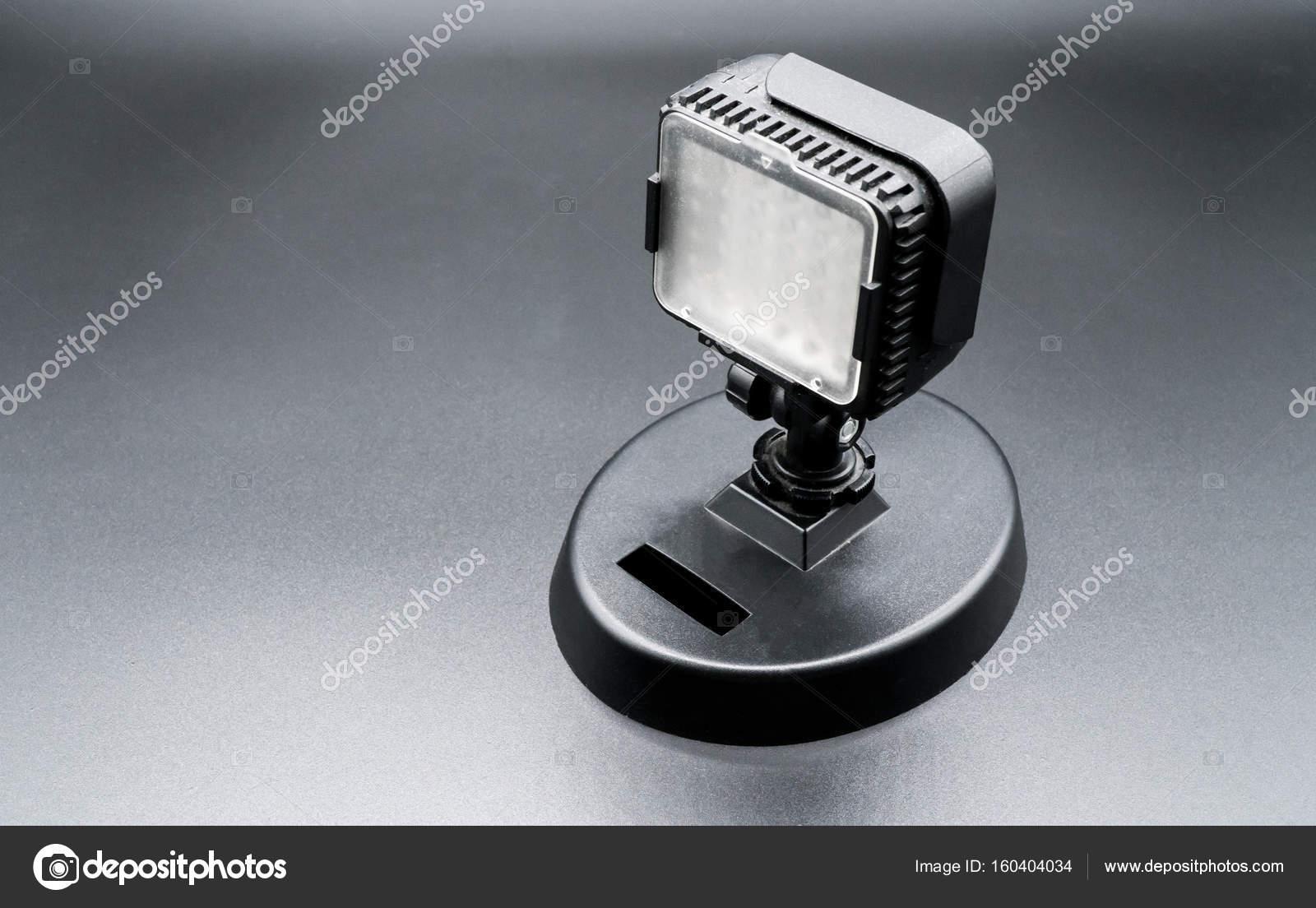 Mini attrezzature di illuminazione led per video e fotografia