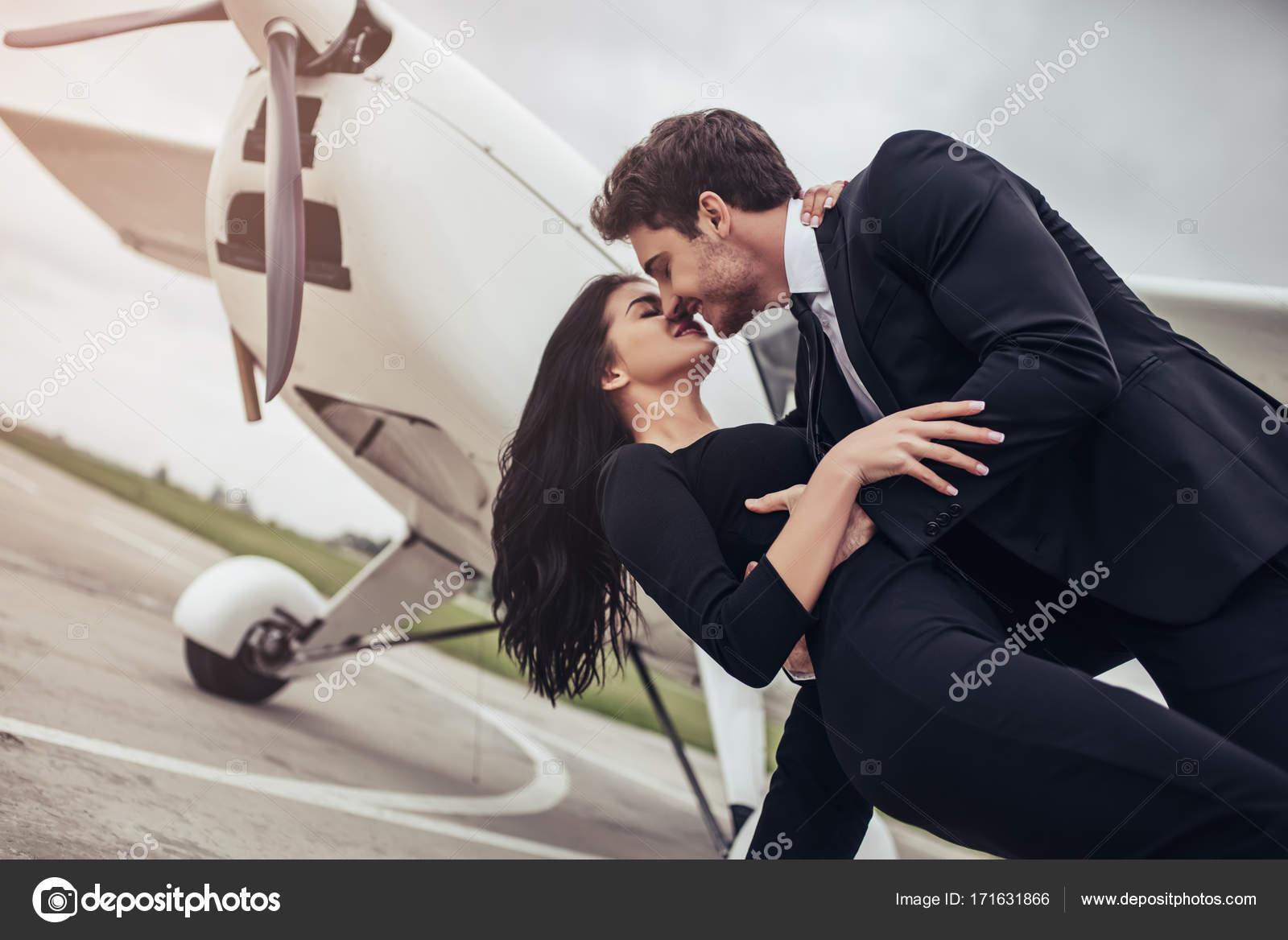 Частные фото поцелуи