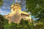 Středověký zámek Bojnice,