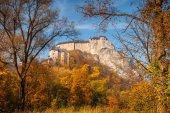 Středověký hrad Orava.
