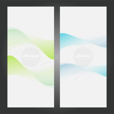 abstract banners, backgrounds