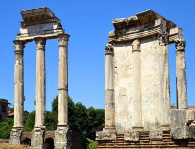 Ancient Roman Forum - Rome, Italy
