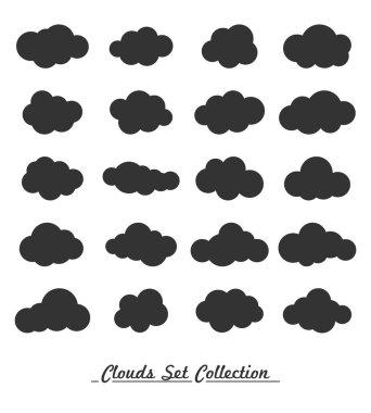 Black clouds set