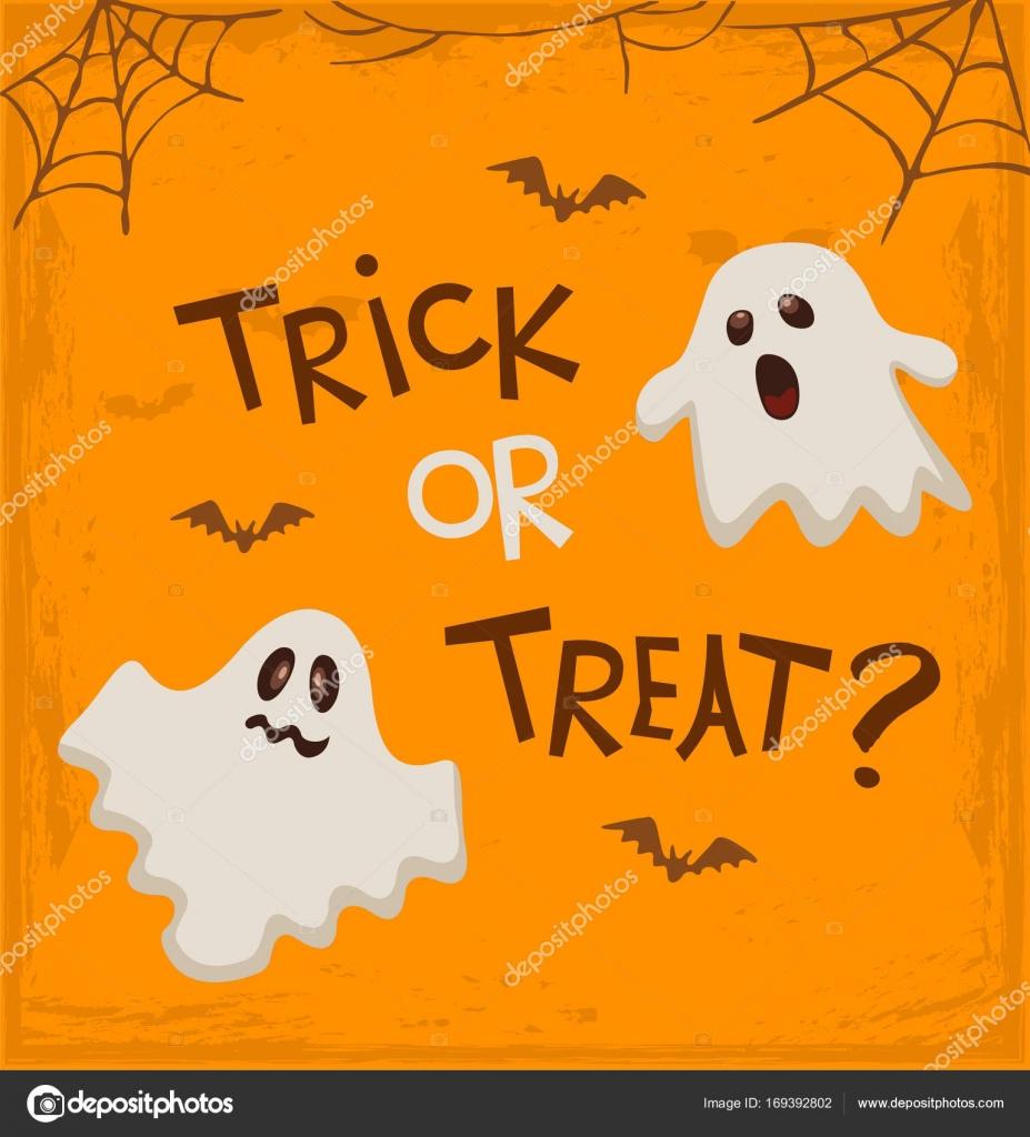 Tarjeta De Invitación De Halloween Vector De Stock Ekler