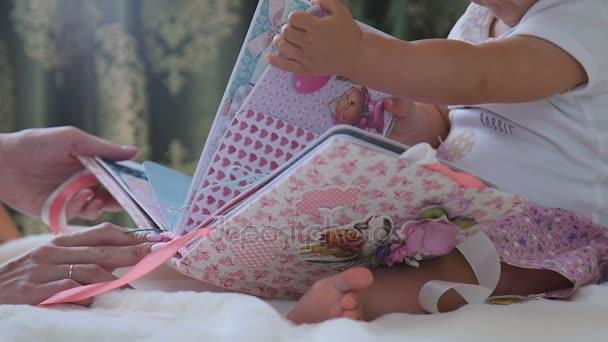Babystifte Blatt-Buch